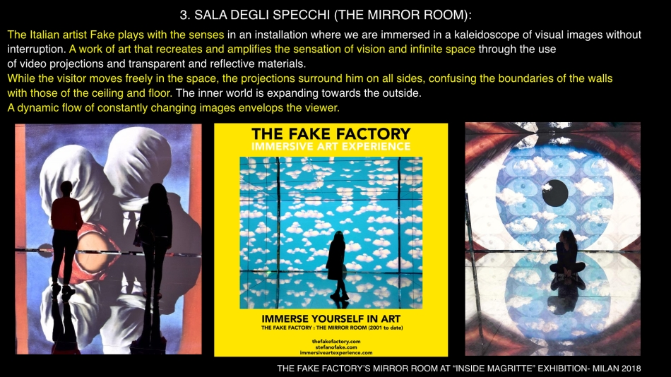 THE FAKE FACTORY IMMERSIVE ART EXPERIENCE 2012-2020 FORMAT.115