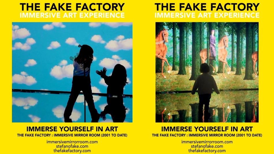 THE FAKE FACTORY IMMERSIVE ART EXPERIENCE 2012-2020 FORMAT.142
