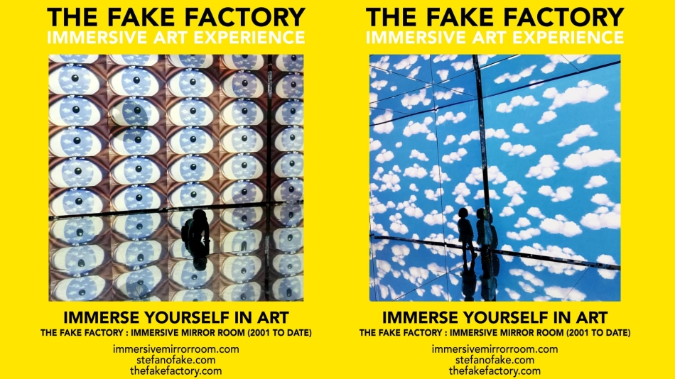 THE FAKE FACTORY IMMERSIVE ART EXPERIENCE 2012-2020 FORMAT.147