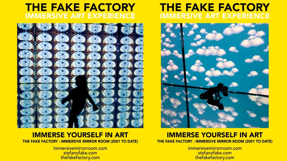THE FAKE FACTORY IMMERSIVE ART EXPERIENCE 2012-2020 FORMAT.148