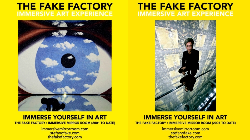 THE FAKE FACTORY IMMERSIVE ART EXPERIENCE 2012-2020 FORMAT.163