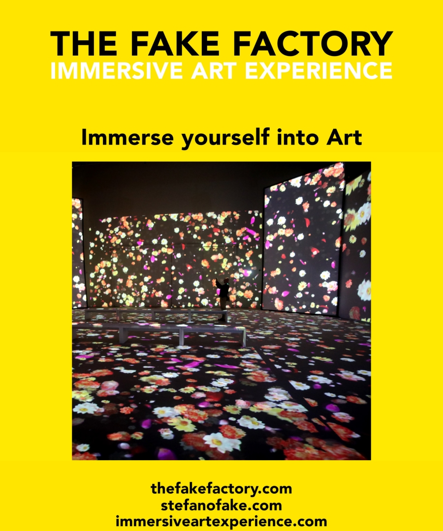 THE FAKE FACTORY IMMERSIVE ART EXPERIENCE VIDEOMAPPING VIDEOART2001-2020_00000